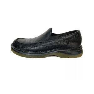 Dr Martens Lennon Mens Black Slip-On Loafers 11